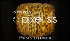 Pixel SLS by STUDIO EBERWEIN Lighting Design, Studio, Product Design, Light Design, Studios