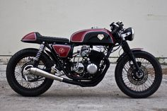 DCC Mabel CB750 Cafe Racer ~ Return of the Cafe Racers
