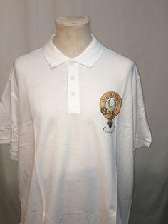 XXL cotton polo shir