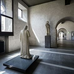 Castelvecchio Museum- restored by Carlo Scarpa, between 1959 and 1973.