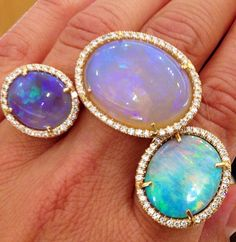Irene Neuwirth rings