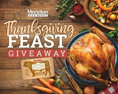 Thanksgiving Feast Giveaway! Thanksgiving Centerpieces, Thanksgiving Feast, Yummy Food, Tasty, Yummy Recipes, Canadian Contests, Holiday Baking, Meals, Dinners