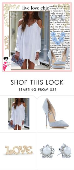 """Boutiquefabulousdiva"" by amra-2-2 ❤ liked on Polyvore featuring Amira, Steve Madden, Lenox and J.Crew"