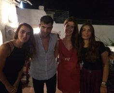 Orestorante #Ponza#Clara&Diego#Violetta