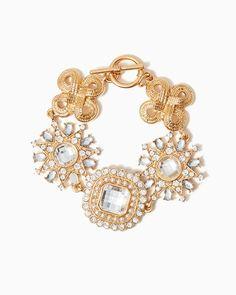 charming charlie | Radiant Sunrise Bracelet | UPC: 410007168953 #charmingcharlie