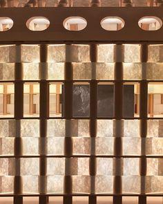 Pavillon Hermes par Shigeru Ban - We Love Green Shigeru Ban, Japanese Interior, Contemporary Interior, Contemporary Architecture, Sustainable Architecture, Architecture Design, Retail Architecture, Green Architecture, Ancient Architecture
