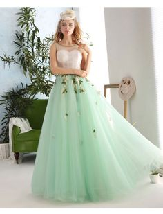 Vintage Style Gowns