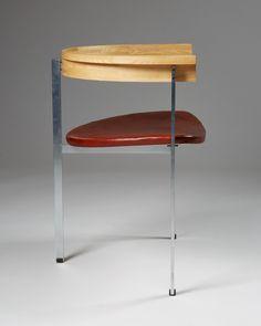 Armchair, PK11. Designed by Poul Kjaerholm for E. Kold Christensen, — Modernity