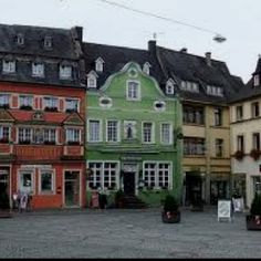 Wittlich, Germany  Town square!  This is the city Jax was born in :)