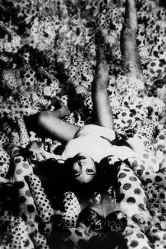 [ raybansunglasses.hk.to ] #ray #ban #ray_ban #sunglasses #chic #vintage #new Great to own a Ray-Ban sunglasses as summer gift.Yayoi Kusama, 1965 by Eikoh Hosoe