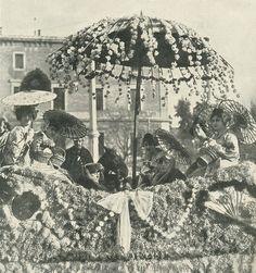carnival madrid 1917
