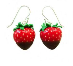 17 Simple And Adorable Food Earrings