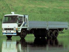 Mitsubishi Fuso The Great FU '1983–96