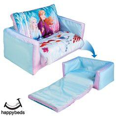Frozen Disney Flip Out Mini 2 in 1 Kids Inflatable Sofa and Lounger, Blue Frozen Disney, Frozen Frozen, Frozen Movie, Little Girl Toys, Toys For Girls, Disney Princess Toys, Frozen Bedroom, Cosy Sofa, Kids Sofa