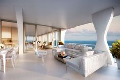 Renderings courtesy of Herzog & de Meuron The visuals painting the upcoming Jade Signature in Sunny Isles Beach continue to shock the senses. The latest is a new video rendering...