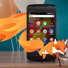 Mozilla Launches First Firefox OS Phones...Just 70 euros! ZTE Open