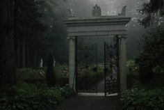 Make the trip to this area of Upstate New York and you can first test your bravery by exploring Yaddo Gardens.