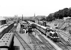 friary station Plymouth. I live on what was platform 2.