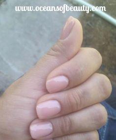 Ez Dip Nails Powder Gel Manicure Hair Skin One Color Nail Inspo 3 Weeks Dark