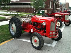 1958 Ford 667 Workmaster