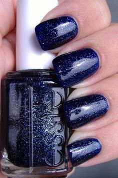 Essie's Starry Starry Night is my #1 fantasy nail polish. Too bad its no longer made and any polishes that wind up on Ebay go for a premium.