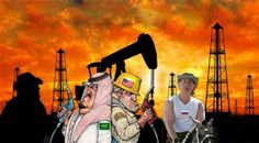 Looks Like the Saudis Have Lost the Oil War