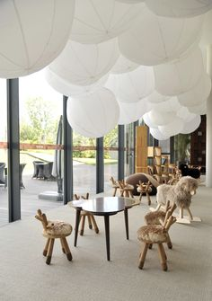 Cloud Children's Book Club by SLOW Architects http://www.archello.com/en/project/cloud-children%E2%80%99s-book-club