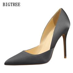 New Spring Autumn Woman High Heels Pumps Red High Heels 11CM Women Shoes  Fashion Sexy Wedding 49d88562ebd6
