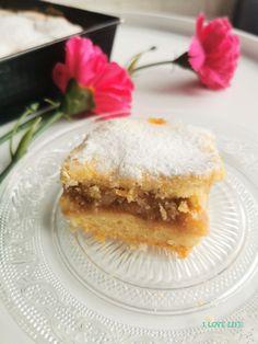 Domowa Szarlotka - I LOVE LIFE Sandwiches, Food, Essen, Meals, Paninis, Yemek, Eten