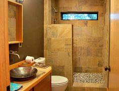 baños rusticos modernos pequeños con ducha - Cerca amb Google