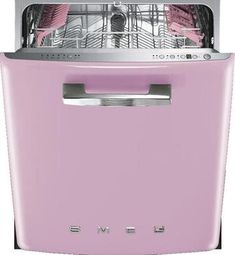 dishwasher- not in pink, but another color would be awesome.