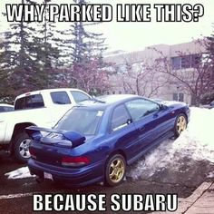 subiesmakemerallyhard:  #Subaru
