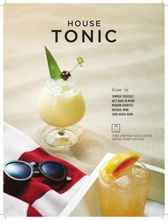 House Tonic Summer 2014