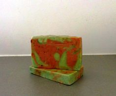 Cranberry and Orange Natural Cold Process Soap by AlpinePure