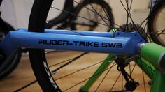 Ruder-Rad swb (short wheel base) Messeneuheit 2017