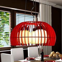 Modern Creative 3 Light Pendant In Pumpkin Shape – USD $ 99.99