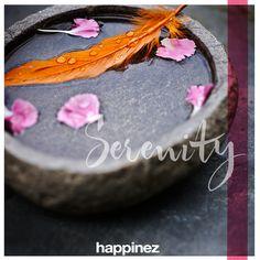 Serenity Rust, aanvaarding, een vredig gevoel: een moment van sereniteit, daar begint alles mee. In zo'n toestand van sereniteit is je geest...