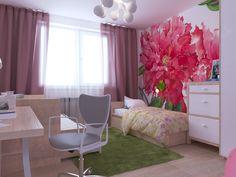 Визуализация детской для двух девочек 6 и 4 лет. Основным пожеланием было янкие цвета и фотообои. А почему бы не совместить? Свое вдохновение нашел в коллекции обоев Respace Лиссабон. Проект трехкомнатной квартиры для молодой семьи в городе Лобня.  #titanstroy #titan_stroy #титанстрой #титан_строй #отделка #дизайнер #дизайнинтерьера #интерьер #дизайн #интерьерлобня #дизайнпроект #kitdolgov #квартираинтерьер #дизайнмосква #москва #зеленоград #design #moscow #interior #decor…