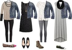 Denim Jacket with everything!!! by angelia