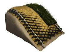 Envirogrid: how to prevent soil erosion on a slope - Google Search