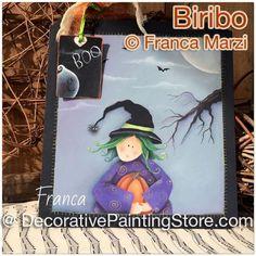 Biribo ePattern - Franca Marzi - PDF DOWNLOAD