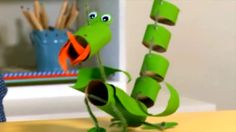 Watch How to Make a Dragon Marionette in the Parents Video