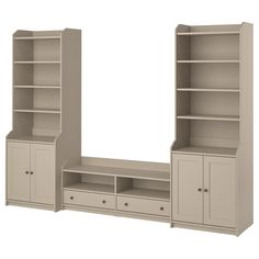 Hauga (IKEA TV storage Combination) ( Furniture > Living Furniture > Living Storage > TV Benches ) #39388726