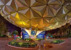 Spaceship Earth.