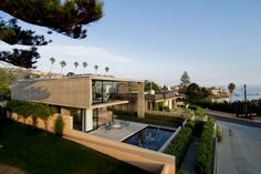 The Cresta Residence in La Jolla by Jonathan Segal FAIA 3