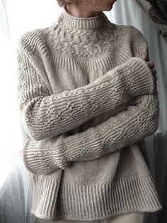 Ravelry: TillaLudmilas light sweater - knitting is as easy as 3 That . Ravelry: TillaLudmila& bright sweater – knitting is as easy as 3 Knitting boils down Knitting Machine Patterns, Knit Patterns, Easy Knitting, Loom Knitting, Knitting Sweaters, Knitting Stitches, Jackets For Women, Sweaters For Women, Knitting Designs
