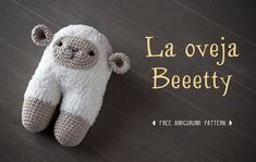 Lanukas: La oveja Beeetty scroll down page for english