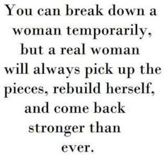 STRONGER THAN EVER