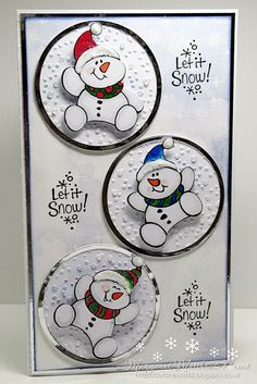 Stampin Up Christmas Card Snowman Christmas Cards Combined Shipping Christmas Cards 2018, Simple Christmas Cards, Christmas Card Crafts, Homemade Christmas Cards, Homemade Cards, Stamped Christmas Cards, Christmas Card Making, Xmas Cards Handmade, Noel Christmas