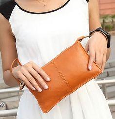 Personalized Genuine Leather Purses | Jane